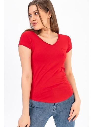 Tiffany&Tomato Tişört Kırmızı